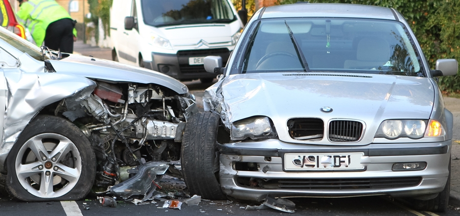 Report a motoring accident